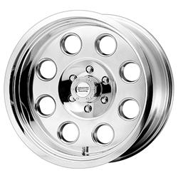 ATX Wheels 608189565 - ATX Wheels AX6081 Series Chrome Mojave Wheels