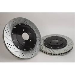 Baer Disc Brake Systems 2301044 - Baer Brakes EradiSpeed-Plus One Brake Rotors