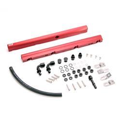 BBK High-Flow Billet Aluminum Fuel Rail Kits 5018