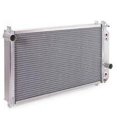 Be Cool 62031 - Be Cool Custom-Fit Aluminum Radiators