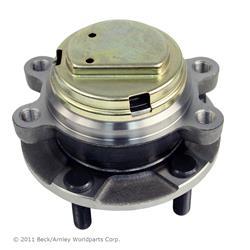 Moog 512346 Wheel Bearing and Hub Assembly