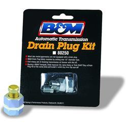 B&M 80250 - B&M Drain Plug Kits