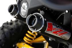 Big Gun 12-6943 - Big Gun Exhaust Evo Utility Series Slip-On Mufflers