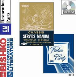 Bishko Service Manual DVDs 3813