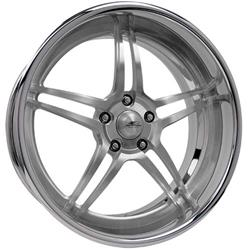 Billet Specialties Pro Touring Series Daytona Polished Wheels