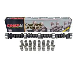 COMP Cams CL12-602-4 - COMP Cams Thumpr Hydraulic Flat Tappet Cam and Lifter Kits