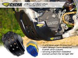 Cycra 1CYC-6211-62 - Cycra Full Armor Skid Plates