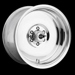 Center Line Wheels Wilderness Series Smoothie Polished