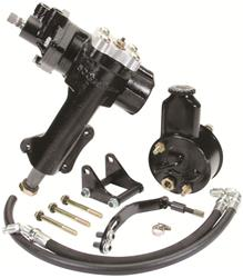 DEL RAY Classic Performance Power Steering Conversion Kits CPP5557PSK-S