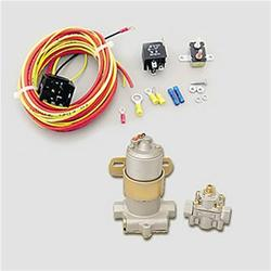 Summit Racing 03-0064 - Summit Racing® Fuel Pump And Regulator Pro Packs