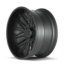 Cali Off Road 9109-22270MB - Cali Off-Road Rawkon Series Matte Black Wheels