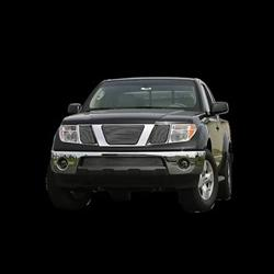 nissan frontier pro 4x grilles and grille inserts free shipping on orders over 99 at summit racing nissan frontier pro 4x grilles and