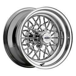 Cragar Chrome Star Wire Wheels 4705715 Free Shipping On