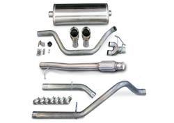 Corsa Performance Exhaust 14921 - Corsa Performance Exhaust Sport Exhaust Systems
