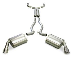 Corsa Performance Exhaust 14952 - Corsa Performance Exhaust Sport Exhaust Systems