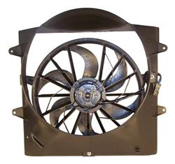 Crown Automotive Electric Fans 52079528AD - Free Shipping on Orders