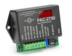 dakota digital pac-2750 - dakota digital programmable dual fan controllers