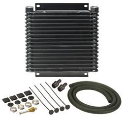 Derale Cooling Products 13614 - Derale 9000 Series Fin and Plate Transmission Coolers