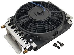 Derale Cooling Products 13700 - Derale Electra-Cool Remote Fluid Coolers