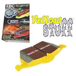 EBC Brakes DP41628R - EBC Yellowstuff 4000 Series Brake Pads