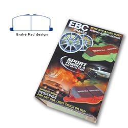 EBC S2KF1302 Stage-2 Sport Brake Kit EBC Brakes