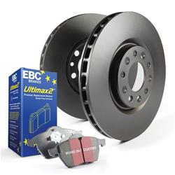 EBC S1KR1145 Stage-1 Premium Street Brake Kit