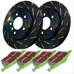 EBC S2KF1210 Stage-2 Sport Brake Kit