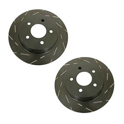 EBC Brakes GD7023 3GD Series Dimpled and Slotted Sport Rotor