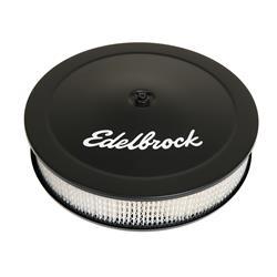 Edelbrock 1223 - Edelbrock Pro-Flo Series Air Cleaners