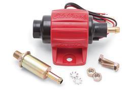 2-4 Lbs 6 Volt Pressure Model A Ford Electric Fuel Pump Carter Brand