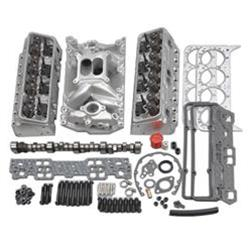 Edelbrock Total Power Package 435 HP Small Block Chevy Top-End Engine Kits  2099