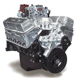 Edelbrock Performer 350 C I D  320 HP Long Block Crate Engines 45501