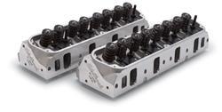 Edelbrock 5028 - Edelbrock E-205 Cylinder Heads