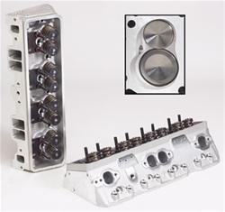 Edelbrock 60859 - Edelbrock Performer Cylinder Heads