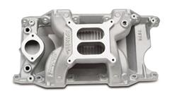 Edelbrock 7576 - Edelbrock Performer RPM Air-Gap Intake Manifolds