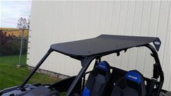 Extreme Metal Products 12700 - Extreme Metal Products Rally Style Aluminum Tops
