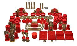 Energy Suspension 3.18116R - Energy Suspension Hyperflex Bushing Kits