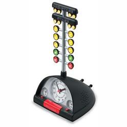Drag Racing Alarm Clock