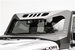 Fab Fours Jeep JK ViCowl Windshield Visors JK3020-1 - Free Shipping ... 1ea67947207