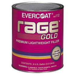 Evercoat FIB-112 - Evercoat Rage Gold Lightweight Body Filler