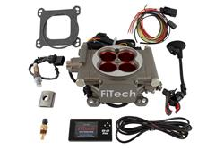 FiTech Fuel Injection 30003 - FiTech Go Street EFI 400 HP Self-Tuning Fuel Injection Systems