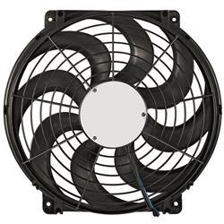Flex-a-lite 398 - Flex-A-Lite Syclone S-Blade Electric Fans