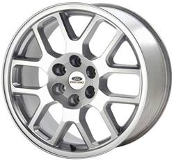 Ford Performance Parts M-1007-L2010 - Ford Performance Parts Silver SVT F-150 Lightning Wheels