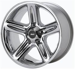ford performance parts chrome 2003 svt lightning wheels m 1007 q189c