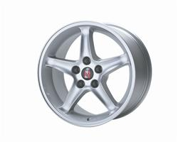 Ford Performance Parts Silver SVT Mustang Cobra R Wheels M ...