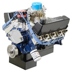 Ford Performance Parts 572 C I D 655 HP Long Block Crate Engines  M-6007-572DF