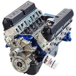 ford racing boss 345 hp crate engines m 6007 x302b free shipping on orders over 99 at summit. Black Bedroom Furniture Sets. Home Design Ideas