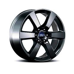 Ford F150 Wheels >> Ford Performance Parts F 150 Six Spoke Matte Black Wheels M 1007 P2085mb