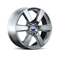 Ford Performance Parts F-150 Six-Spoke Silver Wheels M ...