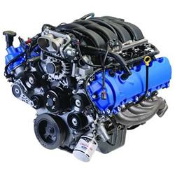 ford performance parts hot rod 350 hp 4.6l 3-valve crate engines